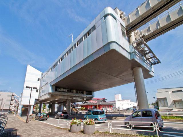 千葉都市モノレール2号線「桜木」駅 距離1360m(周辺)