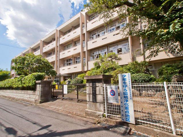 千葉市立北貝塚小学校 距離1720m(内装)