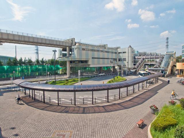 千葉都市モノレール2号線「千城台」駅 距離800m