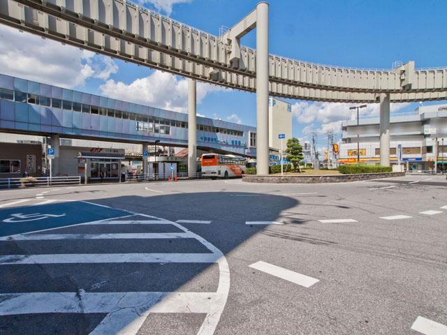 JR総武線都賀駅 距離240m(周辺)