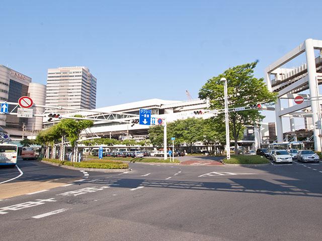 JR総武線「千葉」駅 距離3800m(周辺)