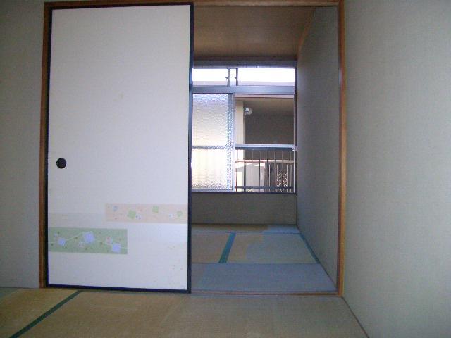 6帖の和室が2部屋ございます!