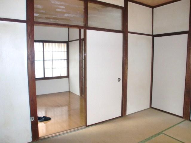 明るい和室ですね☆
