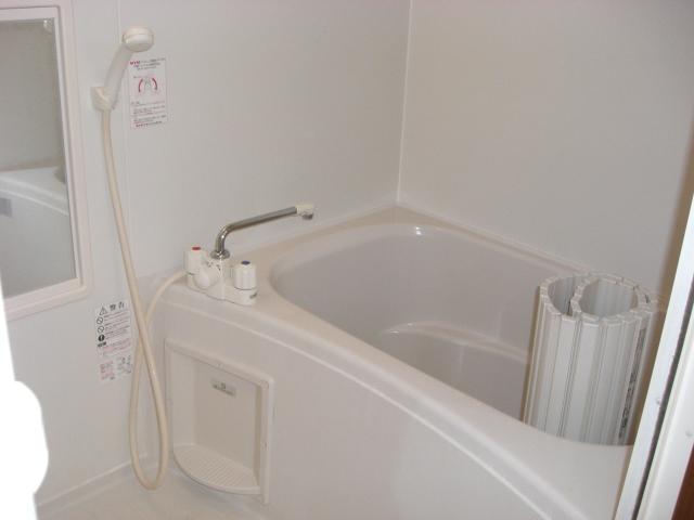 バス・トイレ別で快適に生活できます。(風呂)
