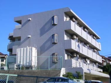 鉄筋コンクリート造のマンションです!(外観)