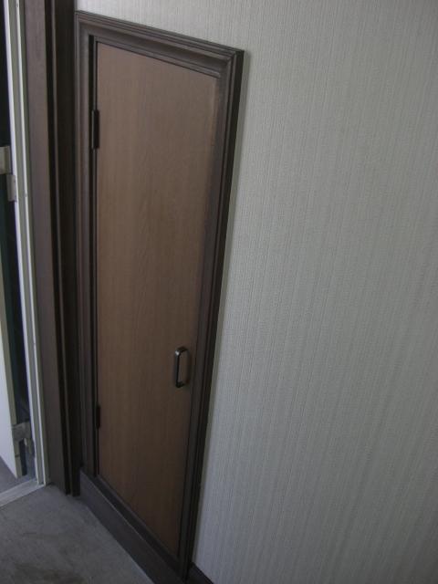 シューズボックス付の玄関です!(玄関)