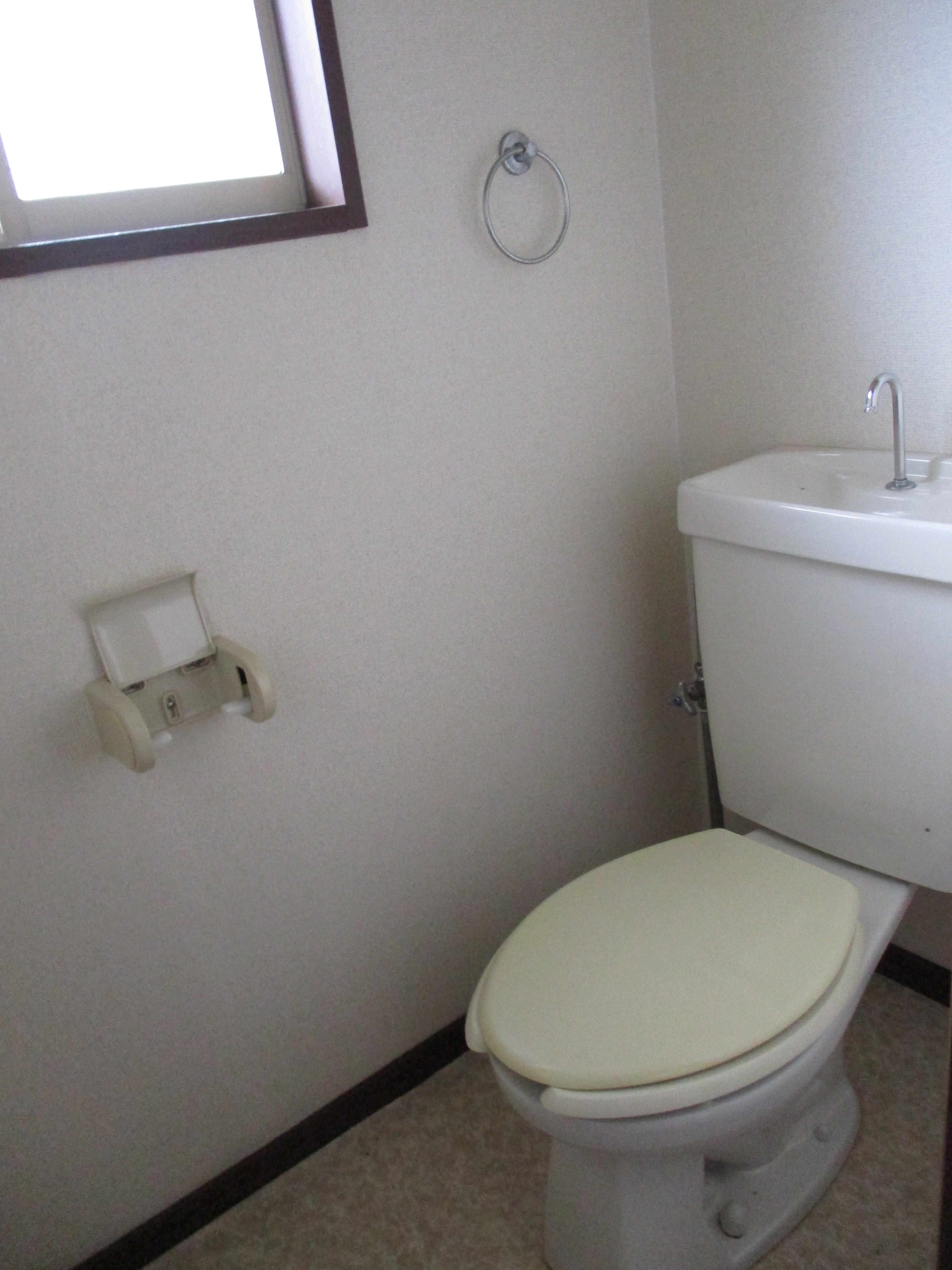 快適、バス・トイレ別です!